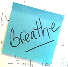 Image result for breathe word