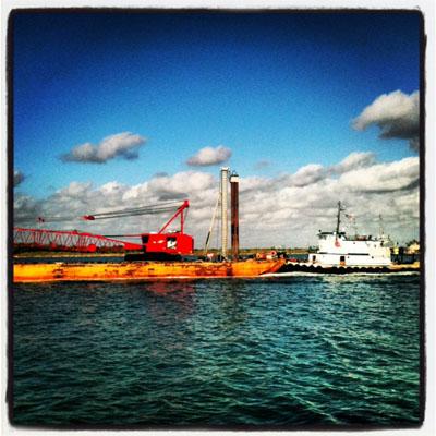 Galveston tug