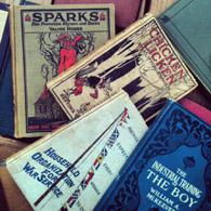 Old books odd titles