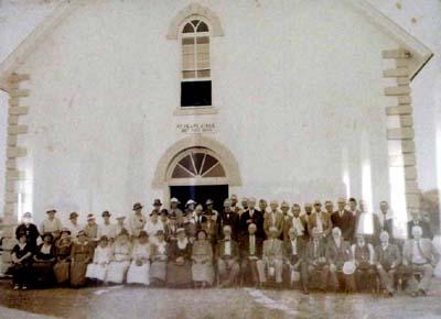 Parishoners