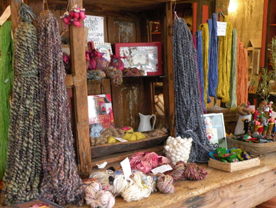Sheep and hook fiber