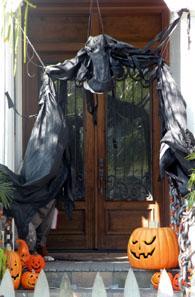 Doorway bat